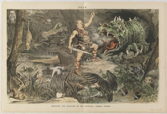 "Siegfried the Fearless in the Political ""Dismal Swamp"""