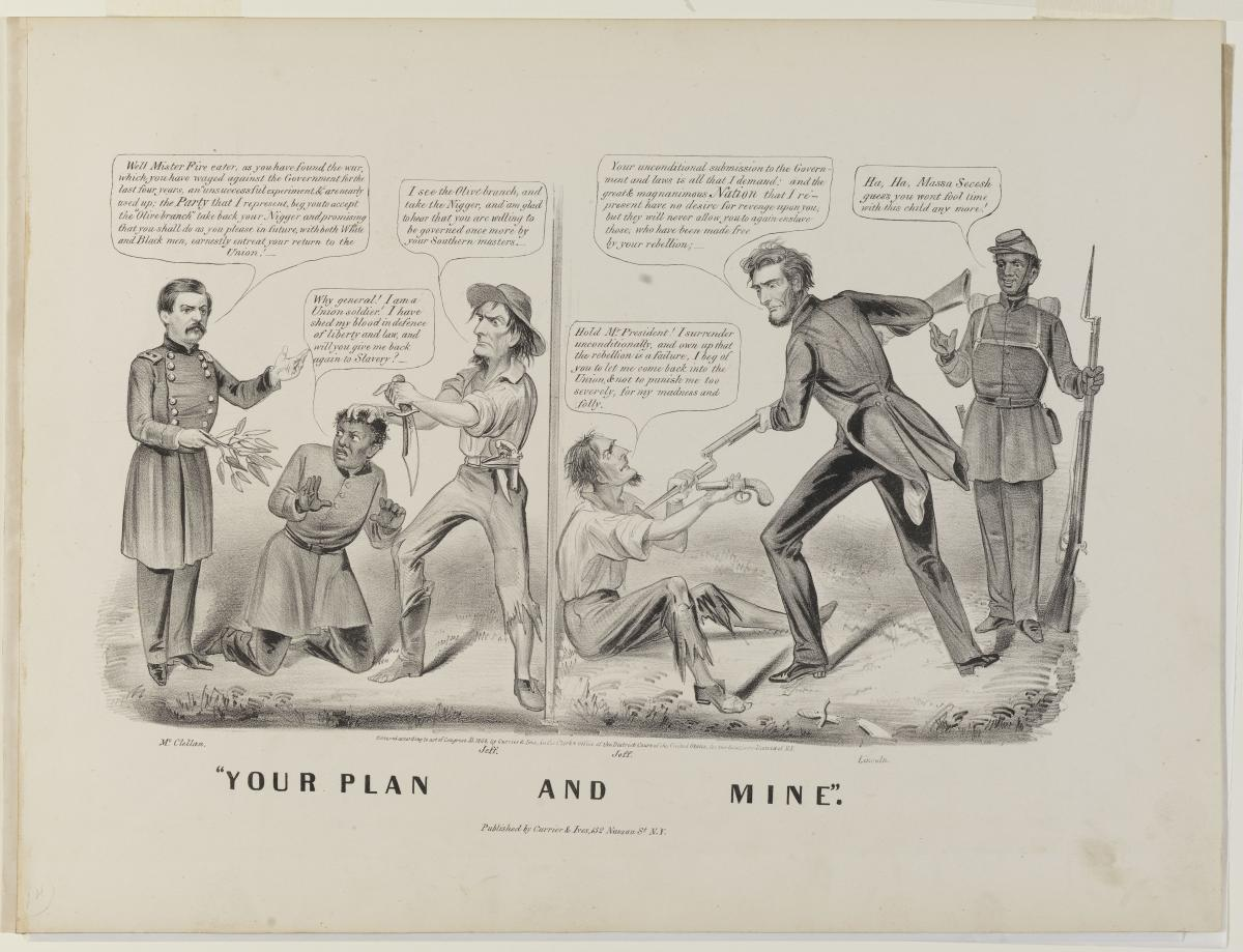 Your Plan and Mine (1864)