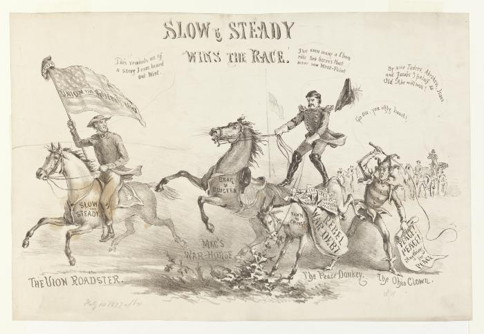 The Election Of 1864 Historical Society Of Pennsylvania