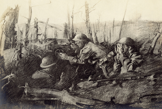 The Mystery of the Lost Battalion