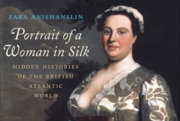 Portrait of a Woman in Silk with Zara Anishanslin