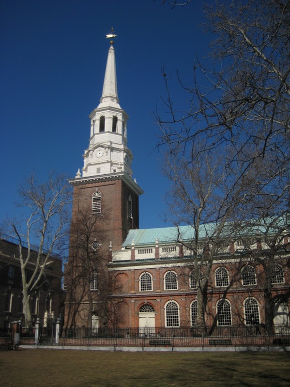 Christ Church Archives | Historical Society of Pennsylvania