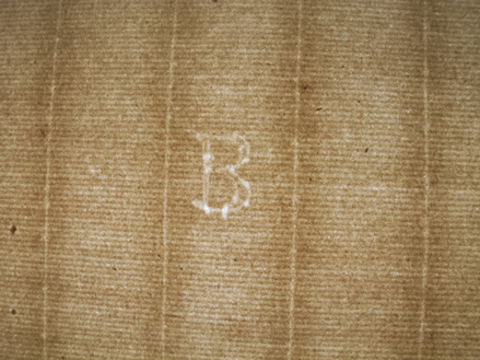 antique watermarks paper In antiques drawing on watermarked paper - answered by a verified antique expert.