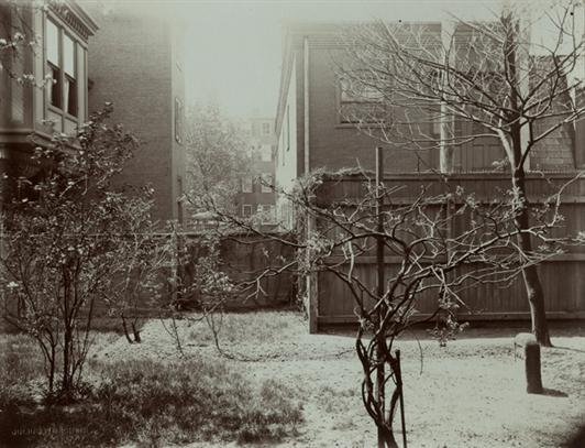 HSP Exhibition, Gardens of the Patterson Mansion,1904, Society Photo Collection FULL