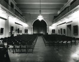 HSP Exhbition, Assembly Hall c.1970, Institutional Archives HALF
