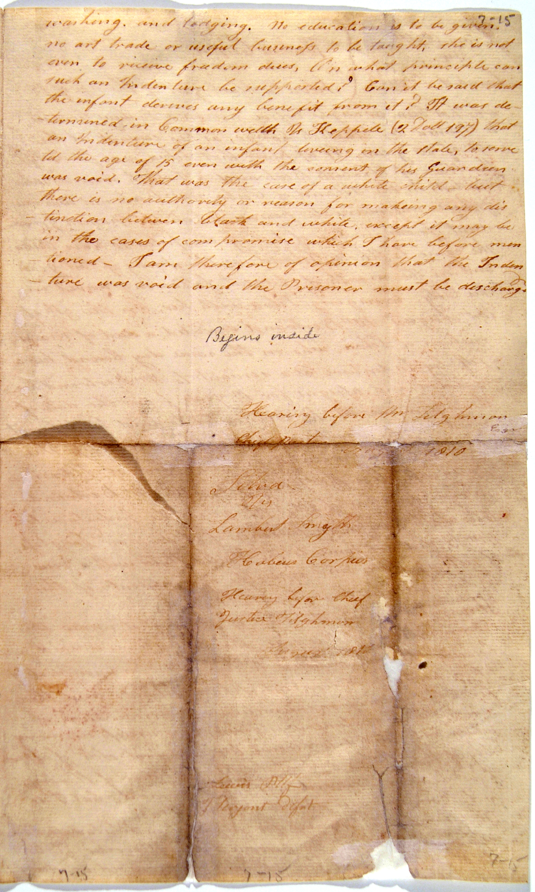 writ of habeas corpus essay A writ of habeas corpus is known as the the great and efficacious writ in all manner  the habeas writ was used in the  an essay on british politics.