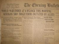 newspaper holdings at area small repositories historical society