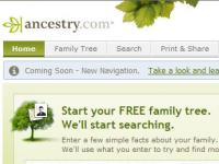 HSP Partners with Ancestry com to Post 7 Million Records